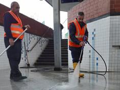 Baureinigung bei RDL services